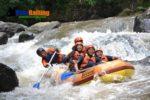Rafting di kota batu malang