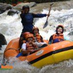 rafting batu