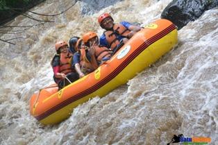Wisata Menarik Kota Batu – Rafting di Malang – Paintball – Outbound dan trainning Motivasi