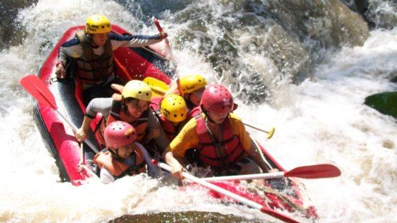 Rafting Dan Outbound DI Kota Batu Dan Malang Yang Seru