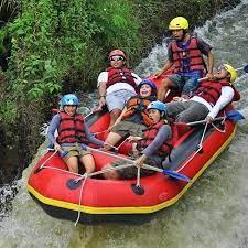 Tempat Wisata Rafting Kasembon di Malang paling Menguji Adrenalin